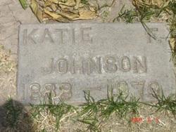 Katie Frances <i>Landers</i> Johnson