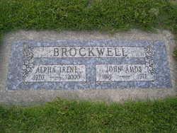 Alpha Irene <i>Caruthers</i> Brockwell