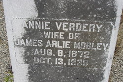 Annie Verdery Mobley