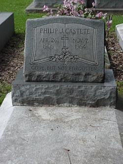 Philip J Castete