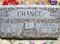 Josie Ann Chance