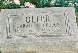 Sarah Elizabeth <i>Carman</i> Oller