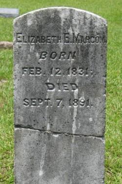 Elizabeth E Marcom