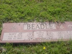 Mary Josephine <i>Denny</i> Beadle