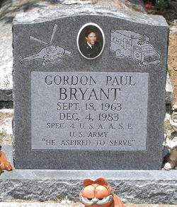 Gordon Paul Bryant
