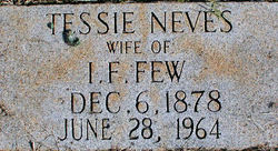 Tessie L. <i>Neves</i> Few
