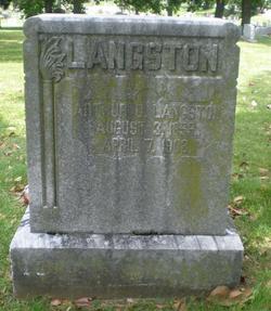 Arthur D. Langston