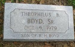 Theophilus Bartholomew Boyd, Sr