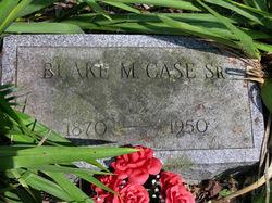 Blake Marvon Case, Sr