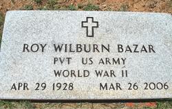 Roy Wilburn Bazar