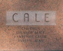 Lawrence Cecil Cale