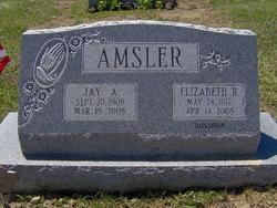 Elizabeth <i>Rossman</i> Amsler