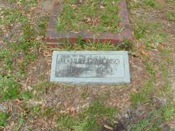 Emanuel G. Manuel Alonso, Sr