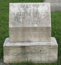 Caleb J Brinton, Jr