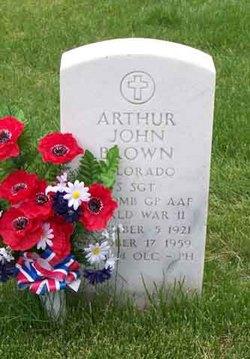 Arthur John Brown