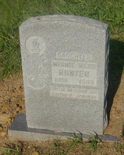 Minnie <i>Redd</i> Hunter