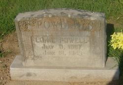 Lonie Powell