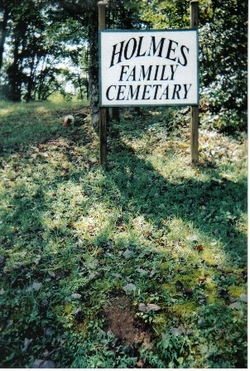 Holmes Family Cemetery