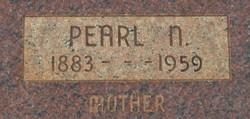 Zina Pearl <i>Noble</i> Bennett