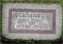 John Thomas 'Tree' Tapp