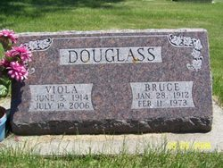 Viola Anne Susie <i>Livingood</i> Douglass
