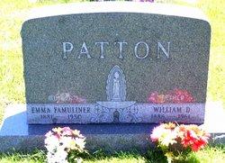 Emma <i>Famuliner</i> Patton