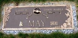 Larry Dewey May