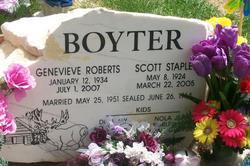 Genevieve <i>Roberts</i> Boyter