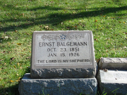 Ernst Balgemann