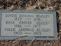 Loveda Lovie <i>Denning</i> Beasley