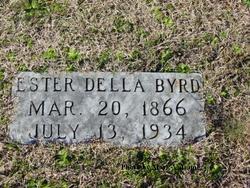 Ester Della <i>Godwin</i> Byrd