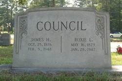James H Council