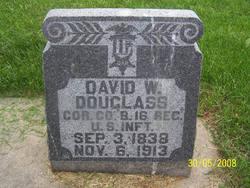 David Wilson Douglass, Jr