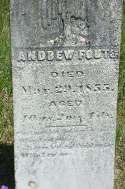 Andrew Fouts