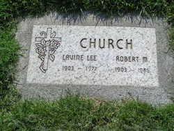Lavine Lee <i>Jensen</i> Church