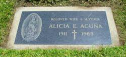 Alicia E. Acu�a