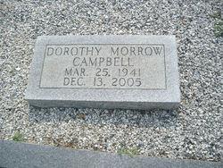 Dorothy Dot <i>Morrow</i> Campbell
