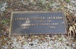 Lemuel Turner Jackson