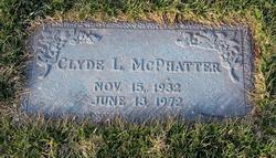 Clyde Lensley McPhatter