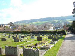 Sidmouth Cemetery