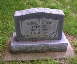 Verna L. Louise <i>Kendall</i> Clemons