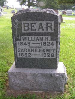 Sarah Ella <i>Davis</i> Bear