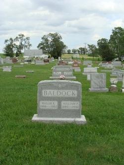 Hallie Edith <i>Blunk</i> Baldock
