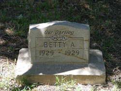 Betty A. DeRossett