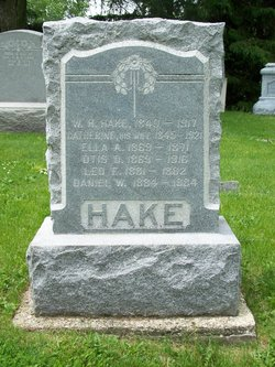 Ella A. Hake