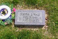 Dianna L. <i>Greenwood</i> Wald