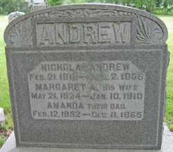 Amanda Andrew