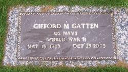 Gifford Monroe Giff Gatten