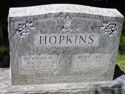 Reba Jane Hopkins
