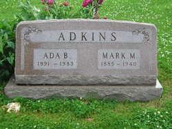 Ada B. <i>Brush</i> Adkins